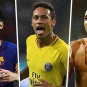 Messi ou Mbappe? Neymar a fait son choix