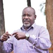 Kositany Says Uhuru's 'Fault' that Should Also be Cautioned