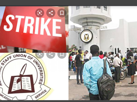 Today's Headlines: Another Academic Union Starts An Indefinite Strike, FG And ASUU Meet Today