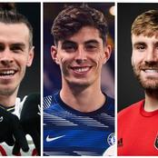 OPINION: Checkout the EPL team of week 28 (Havertz, Bale, Shaw, and 2 Nigerians makes the list)