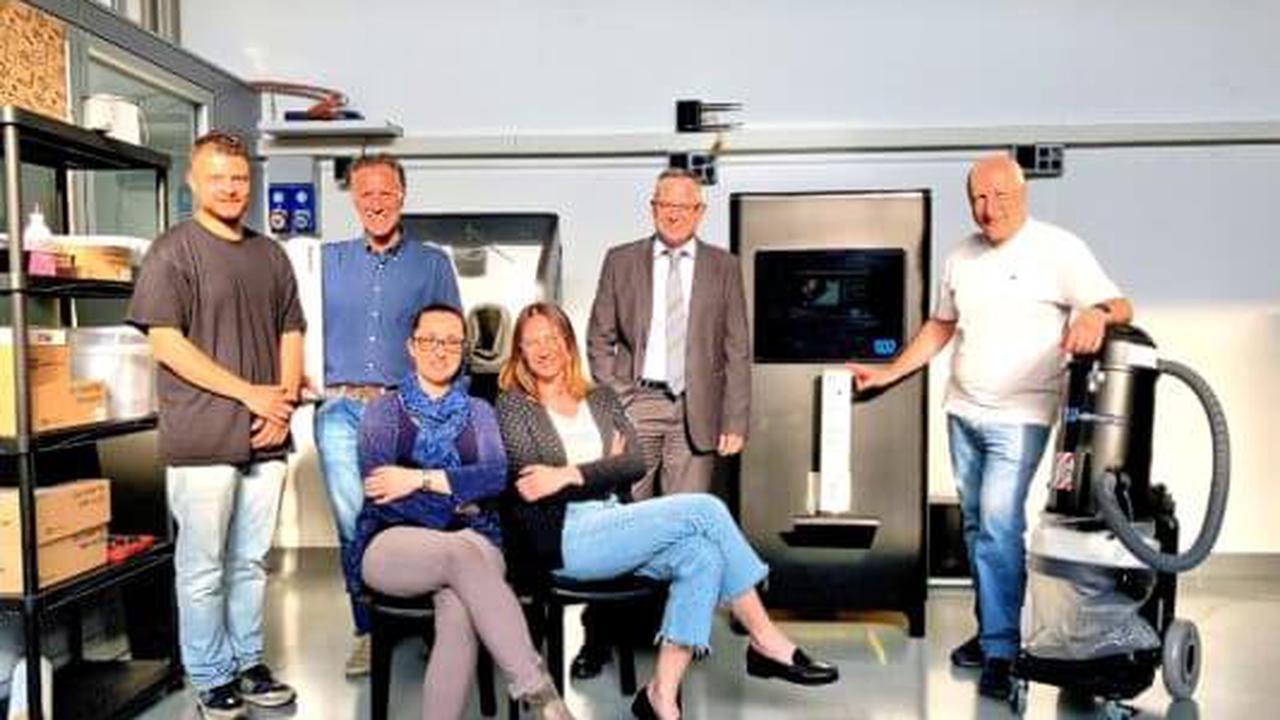 Wematter kooperiert mit Bologna 3D und erweitert sein Angebot an SLS-3D-Druckern auf dem europäischen Markt