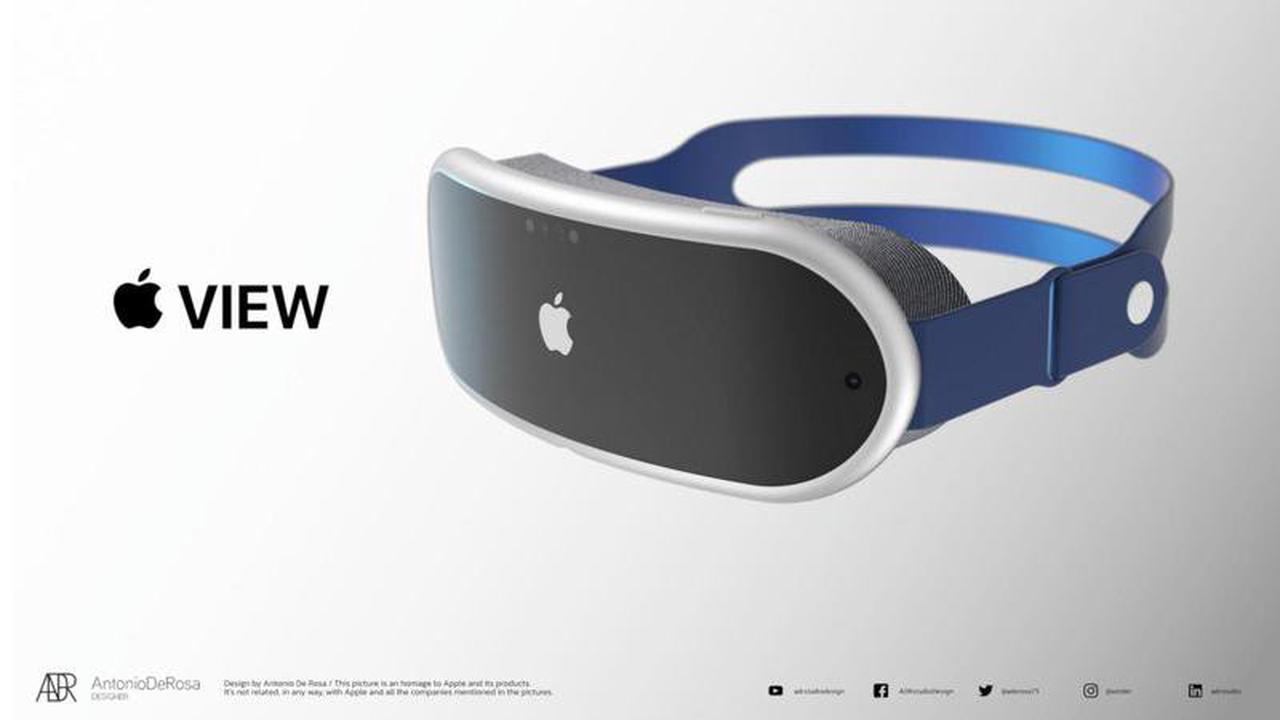 Apple's VR/AR headset will cost $1,000, feature 15 cameras