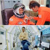 Meet Dr. Mae C. Jemison, The first African American Woman to go into space.