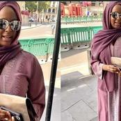 After DJ Cuppy Stepped Out In Muslim Outfit, See What People Said To Her