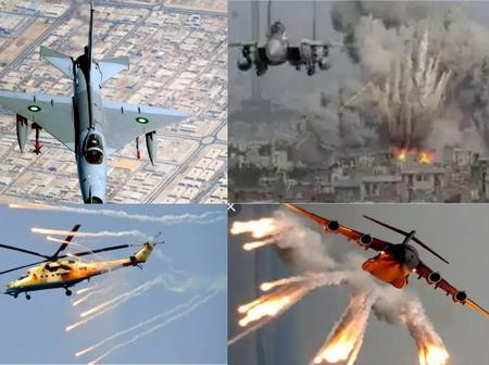 Checkout what the air Force did in Benue State after launching airstrikes in Akwa Ibom State
