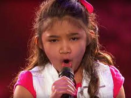 Remember Angelica : The girl who won America got talent in 2017 see how she look like now