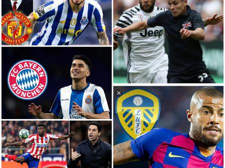 DEADLINE RUSH: Porto Has Rejected Man Utd Offer Again, Update From Bayern, Leeds, Arsenal And Others