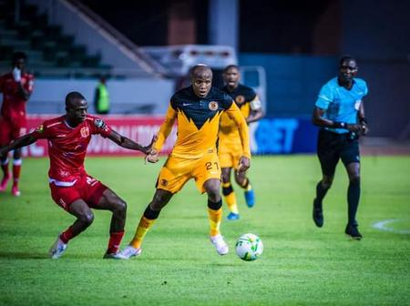 Kaizer Chiefs qualified for the CAF Champions League quarter-finals for the first time on Saturday