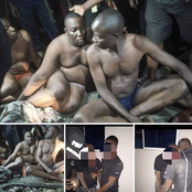 10 Thugs Were Apprehended With Guns And Charms At The South-West Zonal Congress In Osogbo (Photos)