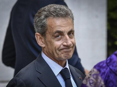 Nicolas Sarkozy devant la justice française ce lundi : il risque près de 10 ans de prison