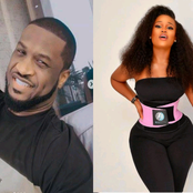 Mr. P reacts as Cee-c poses in new photos