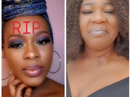 3 Weeks After The Death Of Her Only Child, See How Beautiful Adah Ameh Looks(See Photos)