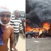 See What Youths in Rivers State Reportedly Did To Ospac Commander in the community