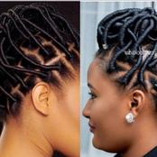 Trendy Locs Hairstyles For Fashionistas