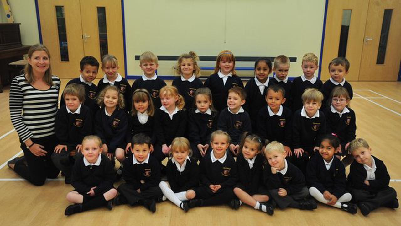 Gallery: Looking back at Peterborough's school reception classes in 2010