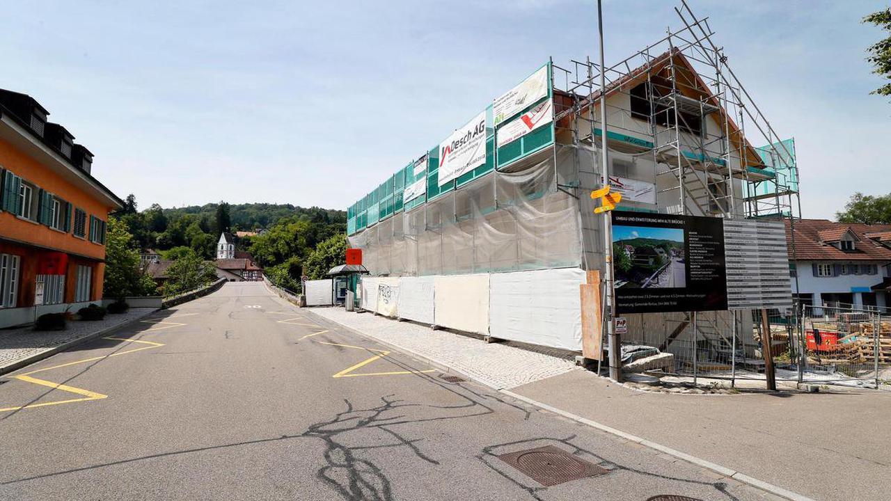Neubau in Rorbas – Gemeinde vermietet Wohnungen direkt an der Töss