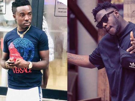 Medikal gifts Chris Waddle I phone 12 pro and GH¢5000 for airtime