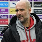 Guardiola Names A Player Who Could Improve Arsenal Performance Next Season