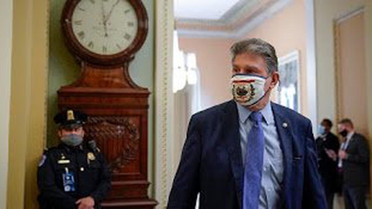 Sen. Joe Manchin opposes reconciliation, backs filibuster