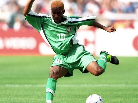 Top 16 All-Time Nigerian Footballers