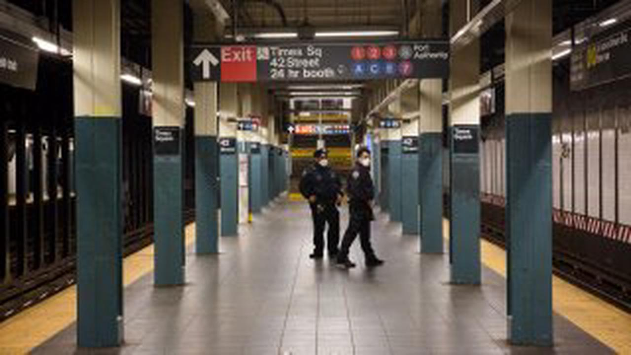 Man Arrested in NYC Subway Station With Semi-Automatic Gun, Ammo and Gas Mask: Official