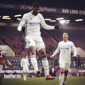 Super Eagles star nets again to inspire English Premier League giants to an away victory