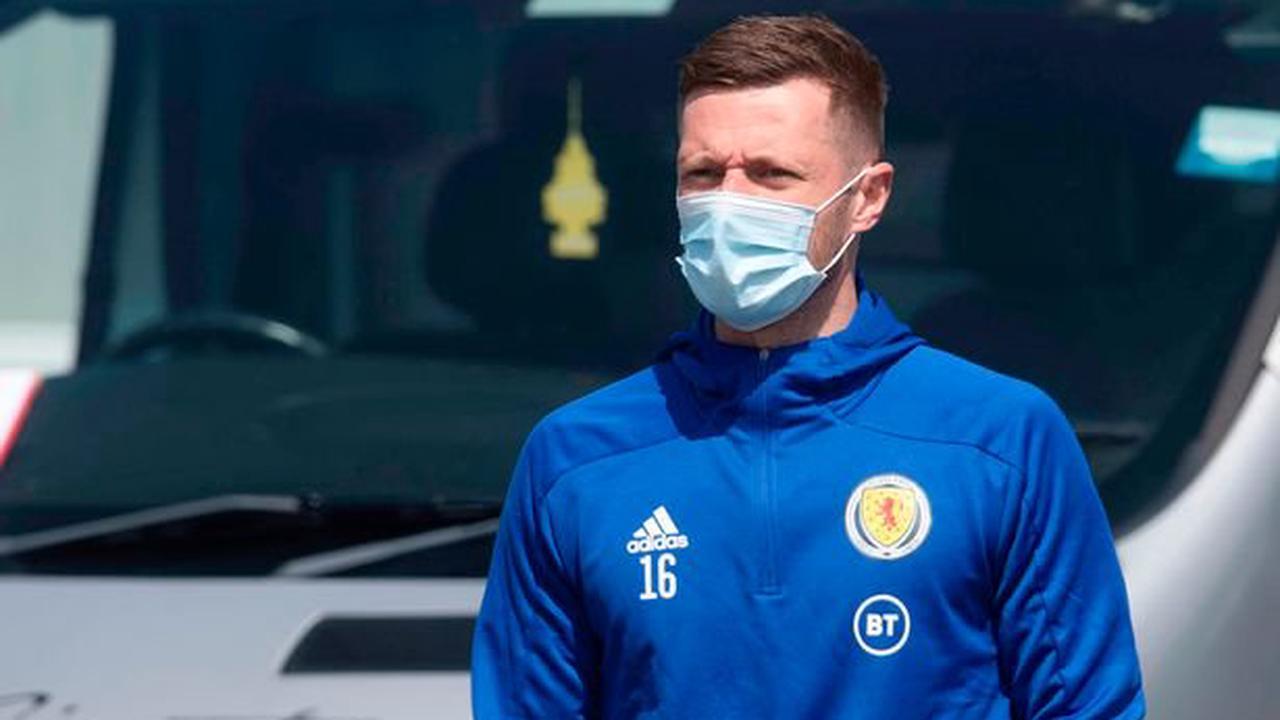 Liam Cooper insists Scotland camp followed Covid protocols to the letter