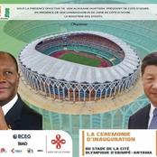 Inauguration du Stade Olympique d'Ebinpé : entrée gratuite pour 50.000 personnes invitées