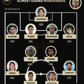 Cristiano Ronaldo, Paul Pogba And Other Wonderkids That Were Almost Signed By Arsene Wenger
