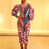 Ladies! Check out these spectacular ankara dress designs you would absolutely want to try out