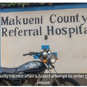 Makueni: A Man Injured While Trying To Gain Access To His Girlfriend's House