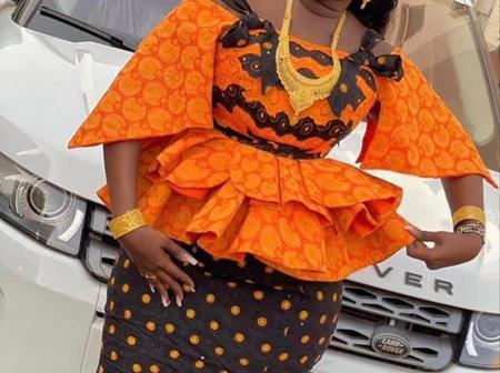 40 mind-blowing African dress styles to make your events interesting