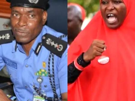 Aisha Yesufu Sends Another Strong Message To IGP