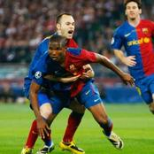 On This Day In 2004, Samuel Eto'o Joined Barcelona - See How Facebook Celebrated The Legend