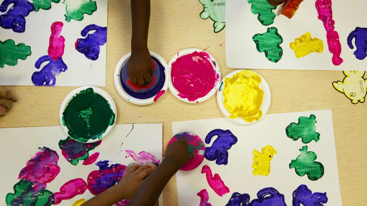 DC learning center uses art therapy to help children impacted by gun violence