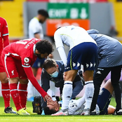 Quick Recovery: Mohammed Salah Sympathize With Aston Villa Ace Trézéguet After His Horrific Injury