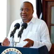 President Kenyatta Cautions Kenyans Against Spreading Rumours on Covid-19 Vaccination