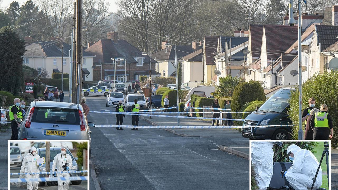 Teenager in stable condition following machete attack in Handsworth