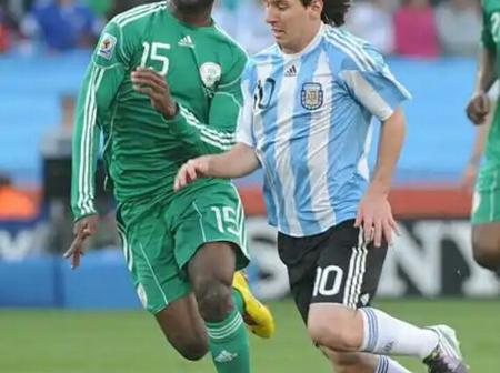 Remember Former Golden Eaglet Captain Lukman Haruna? This Is How His Career Declined