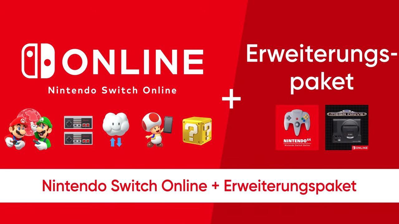 Nintendo Switch Online - Endlich Ocarina of Time, Super Mario 64 uvm. auf der Switch zocken