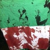 Let's pray for our beloved nation Nigéria.