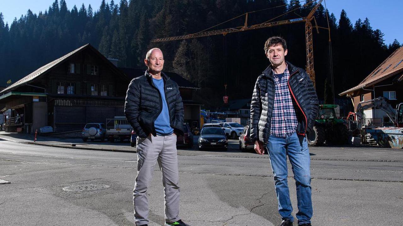 Eindeutiges Abstimmungsergebnis – Jetzt erhält Röthenbach einen Dorfplatz