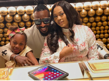 Meet The Wife Of Singer 9ice Who Is A Stunning Beauty. (See Photos).