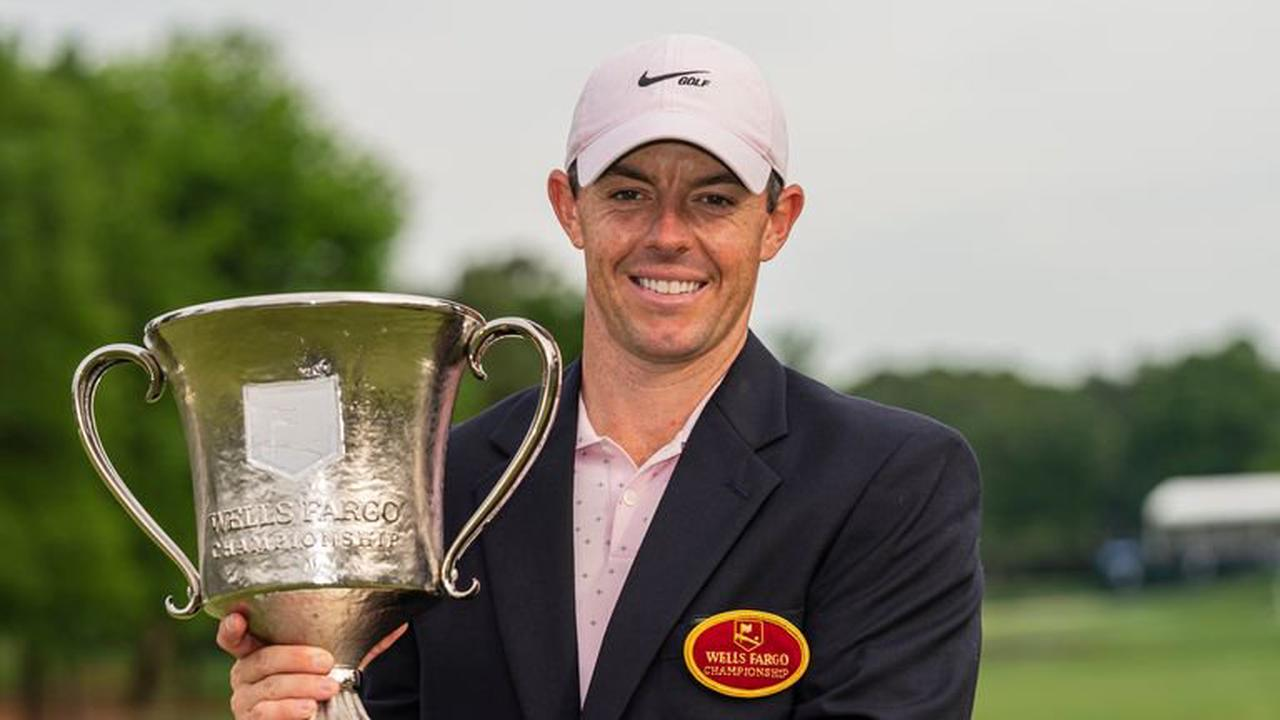 Rory McIlroy showers praise on coaches Pete Cowen and Michael Bannon, and caddie Harry Diamond after Quail Hollow win