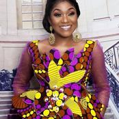 Fabulous And Exotic Ankara Styles With Beautiful Net Combinations