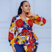 Latest Ankara top styles you should rock in 2021
