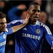 Drogba reveals what Mata said to him 8 minutes to go after Bayern took the lead in 2012 UCL final.