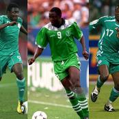 Four Footballers That Should Have Broken Rashidi Yekini's Record in the Super Eagles