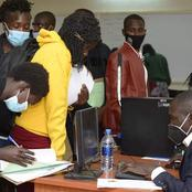 Finally University of Eldoret First Years Reports For Admission For Face to Face Learning