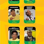 Where is Cyril?: As Picture of possibly Incoming ANC Top 5 makes Waves on Social media platforms